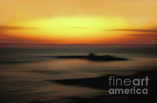 Days End by Arnie Goldstein