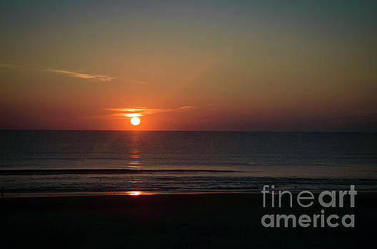 Daytona Sunrise by Judy Hall-Folde