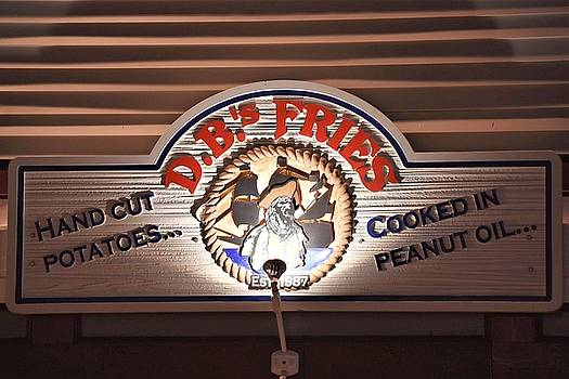 D.B.'s Fries by Kim Bemis