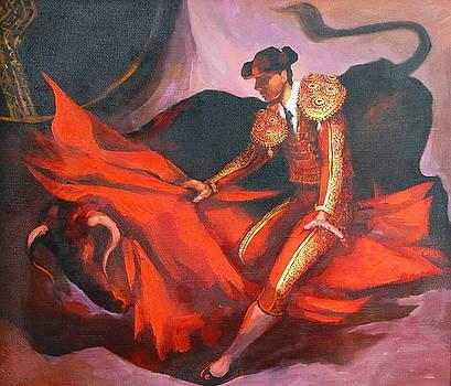 Deadly Ballet by Sergey Zinovjev