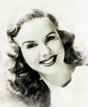 John Springfield - Deanna Durbin, Vintage Actress