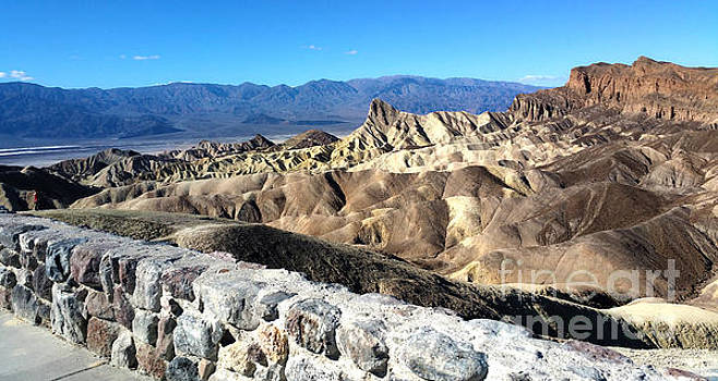 Gregory Dyer - Death Valley Zabriskie Point