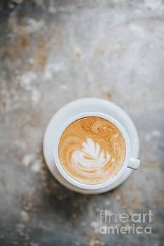 Delicious coffee by Viktor Pravdica