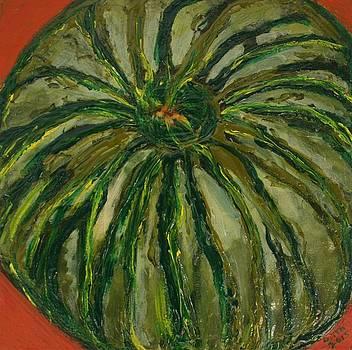 Denny's Melon by Gitta Brewster