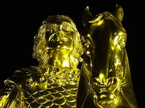 Der Goldene Reiter  by Ed Berlyn