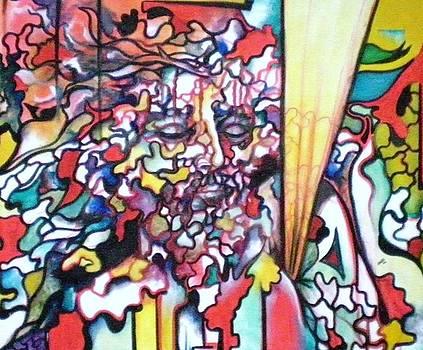 Descendimiento by Jesus Alberto Arbelaez Arce
