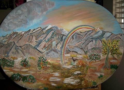Desert Beauty by Ann Whitfield