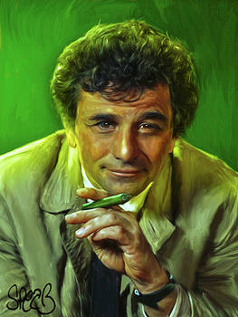 Detective Columbo - Just One More Thing by Mark Spears