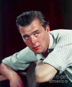 John Springfield - Dirk Bogarde, Vintage Movie Star