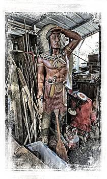 Joe Duket - Cigar Store Indian