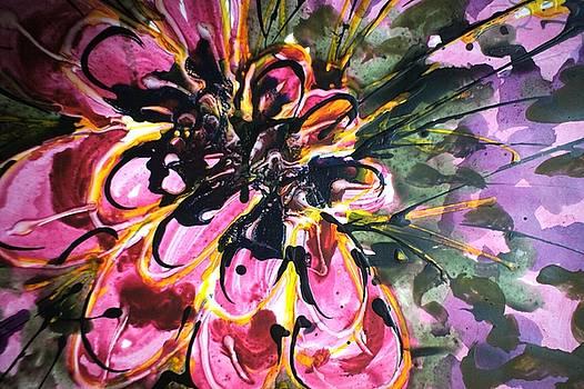 Divine Blooms-21127 by Baljit Chadha