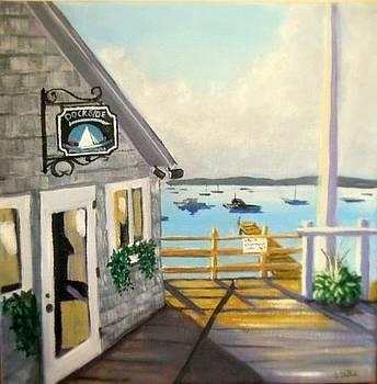 Dockside by Janet Glatz