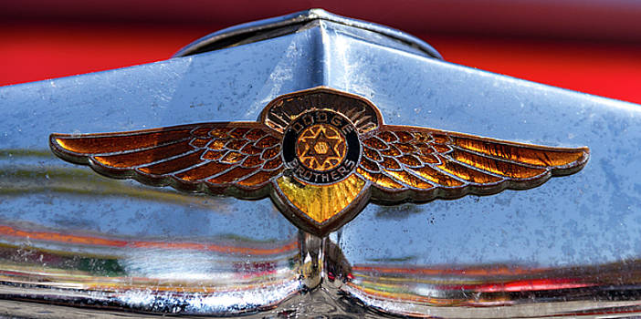 Dodge Brothers Wings by Guy Shultz