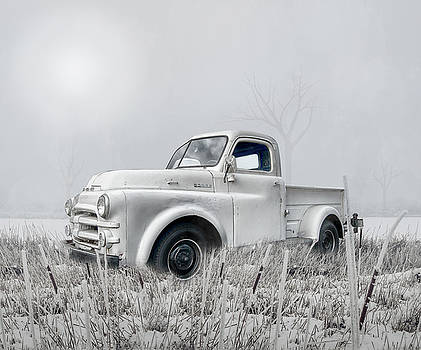 Dodge Truck by Lori Hutchison