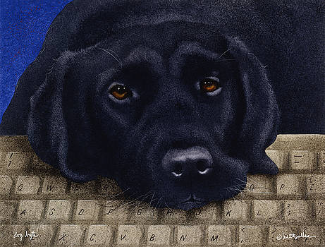 Will Bullas - dog byte...