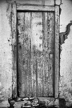 Old Door by Amarildo Correa