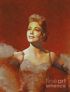 Mary Bassett - Dorothy Malone, Hollywood Legend