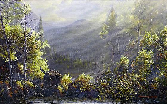 Down by the River by Valentin Katrandzhiev