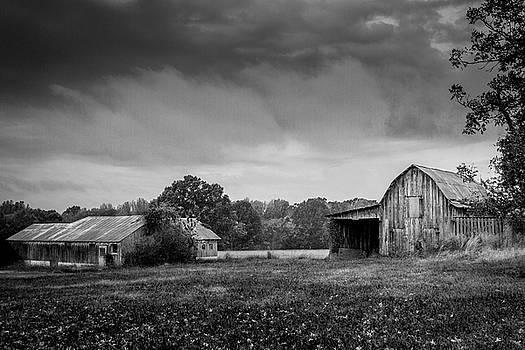 Barry Jones - Farm Country - Rural Landscape
