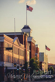 Downtown Beloit by Viviana Nadowski