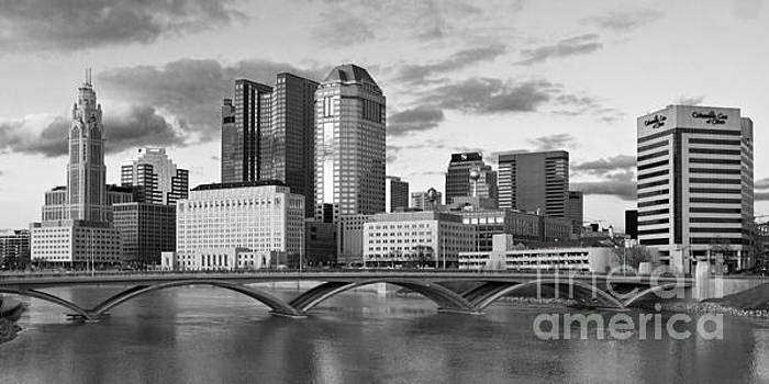 Downtown Columbus Ohio Skyline by ELITE IMAGE photography By Chad McDermott