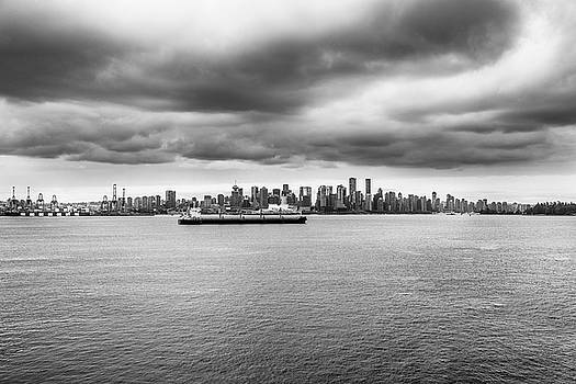 Ross G Strachan - Downtown Vancouver