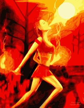 Larry Lamb - The Fire Eater