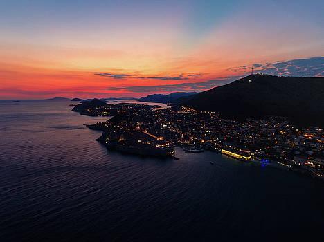Dubrovnik by Chris Thodd
