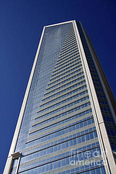 Duke Energy Tower in Charlotte by Jill Lang