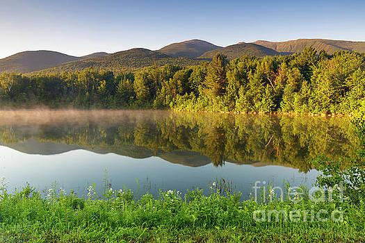 Durand Lake - Randolph New Hampshire by Erin Paul Donovan