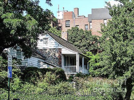 Dyckman House by Cole Thompson