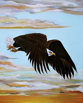 Eagle Stealth by Adele Moscaritolo