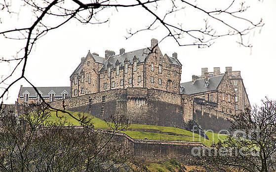 Sophie McAulay - Edinburgh castle