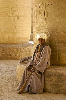 Michele Burgess - Egyptian Caretaker