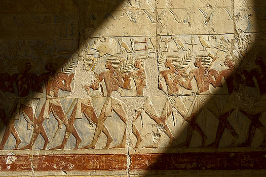 Michele Burgess - Egyptian Relief