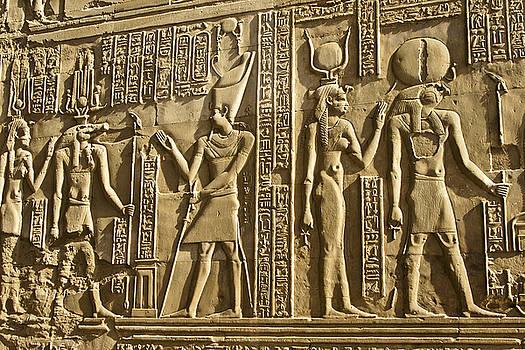 Michele Burgess - Egyptian Temple Art