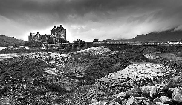 Eilean Donan Castle in the Highlands of Scotland by Michalakis Ppalis