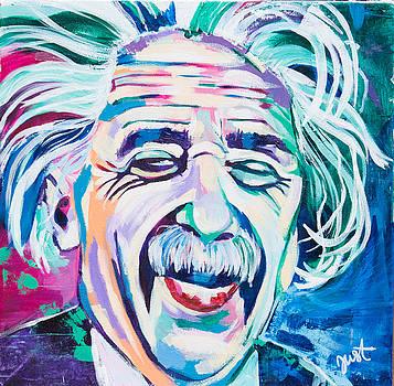 Einstein by Janice Westfall