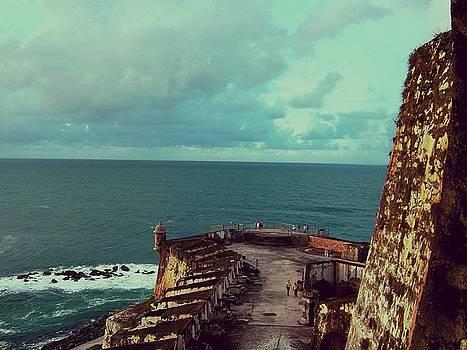 Gary Wonning - El Morro San Juan Puerto Rico