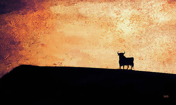 El Toro by Declan O'Doherty