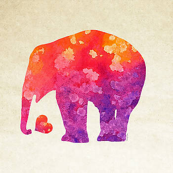 Elephant Love by Stacey Chiew