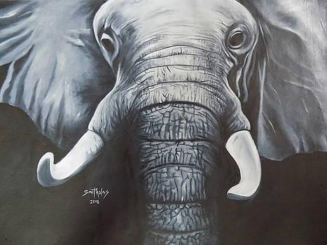 Elephant  by Olaoluwa Smith