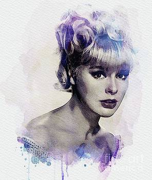 John Springfield - Elke Sommer, Vintage Actress