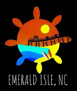 Emerald Isle NC by Barry Knauff