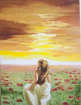 Endless Summer by Francoise Lynch