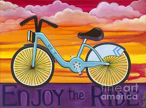 Enjoy the Ride by Carla Bank