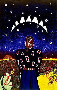 Entry To New Mexico by Marika Choma