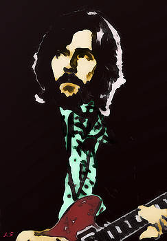 Eric Clapton by Sergey Lukashin