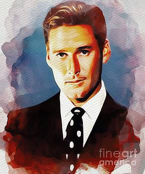 John Springfield - Errol Flynn, Vintage Movie Star