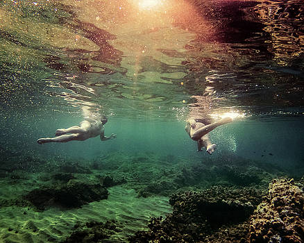 Escape by Gemma Silvestre